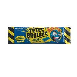 Tetes Brulees Blue Raspberry Color  - Кислая малина