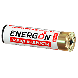 Energon White Edition - Перечная мята