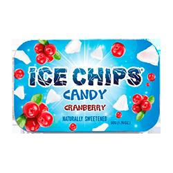 ICE CHIPS Cranberry - Клюква