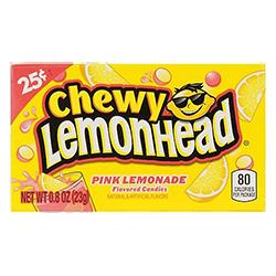 Chewy Lemonhead Pink Lemonade - Розовый лимонад