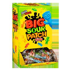 Big Sour Patch Kids - Кислые фрукты