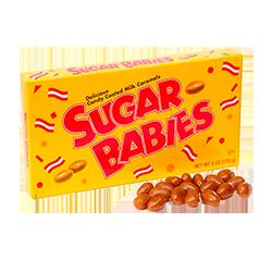 Sugar Babies Theater Box - Молочная карамель