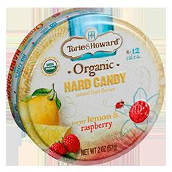 Torie & Howard Tin Meyer Lemon & Raspberry - Лимон и мед